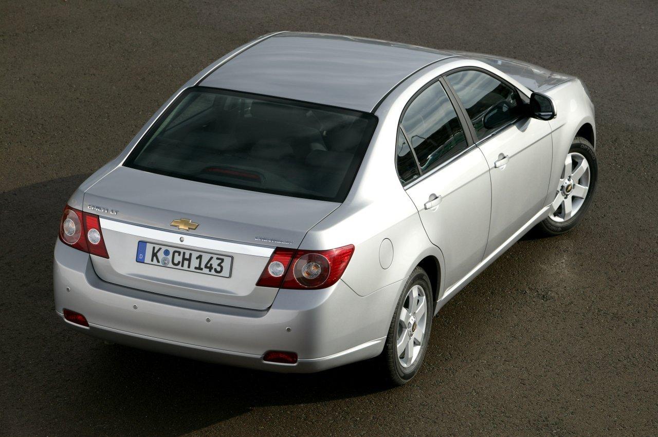 2006 Chevrolet Epica - Pictures - CarGurus