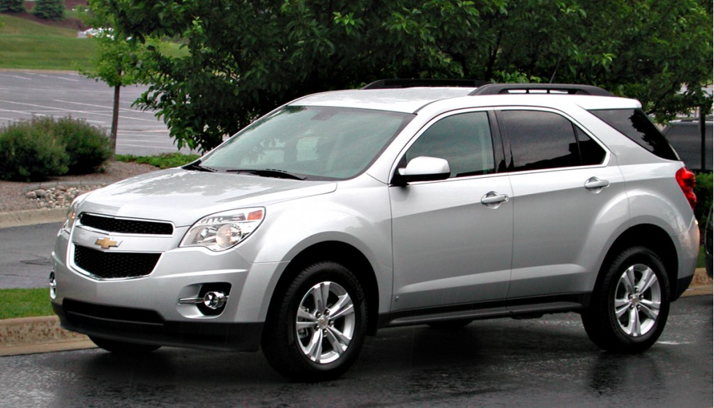Chevrolet Equinox photo 01
