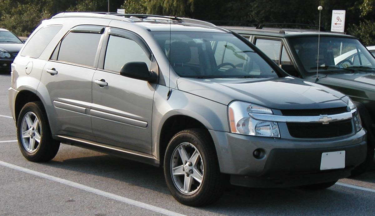 Chevrolet Equinox photo 02