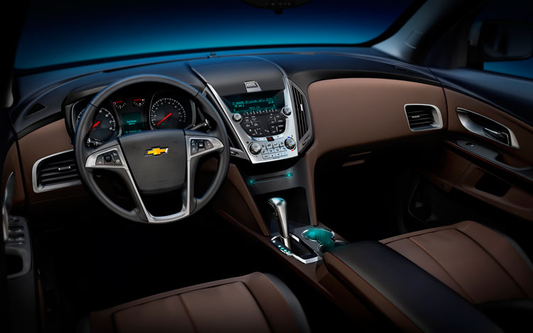 Chevrolet Equinox photo 03