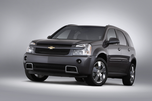 Chevrolet Equinox photo 04