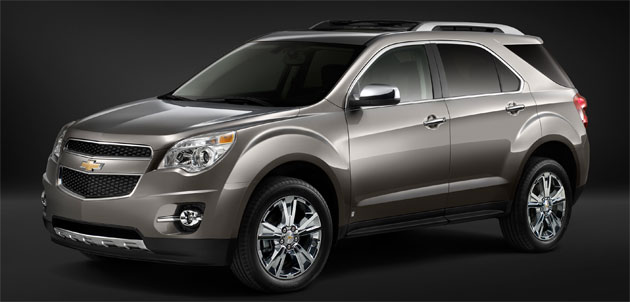 Chevrolet Equinox photo 05