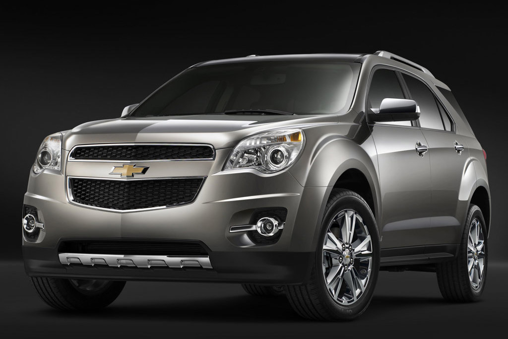 Chevrolet Equinox photo 06