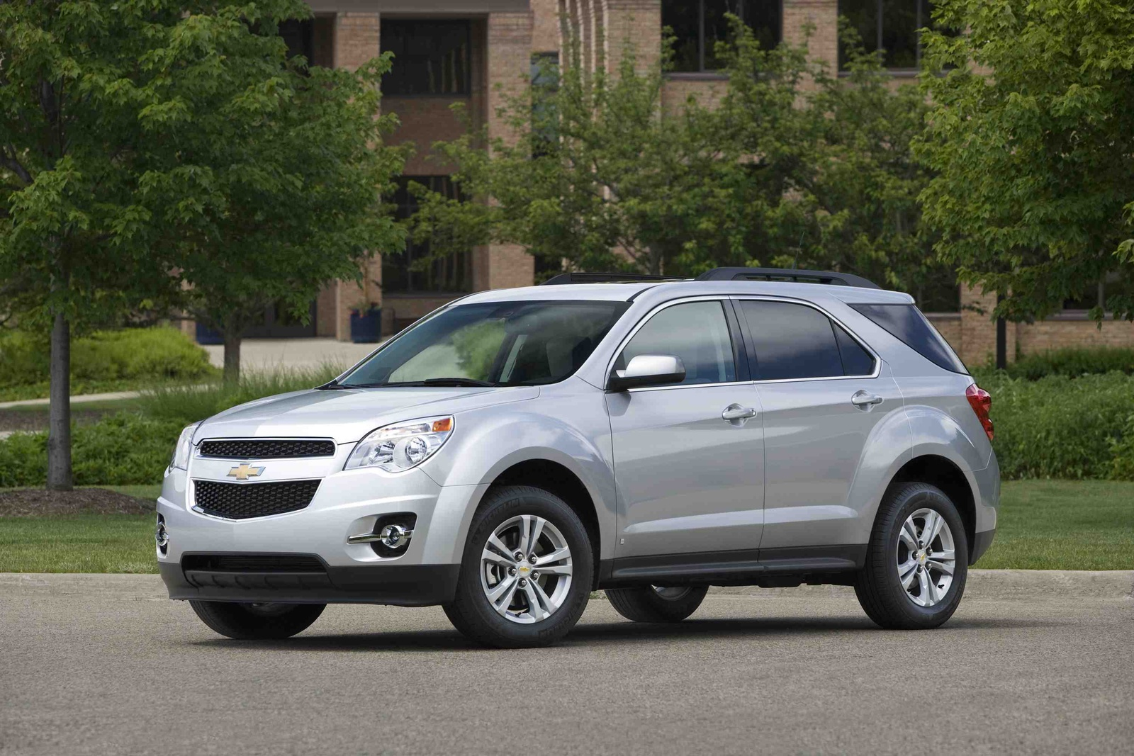 Chevrolet Equinox photo 07