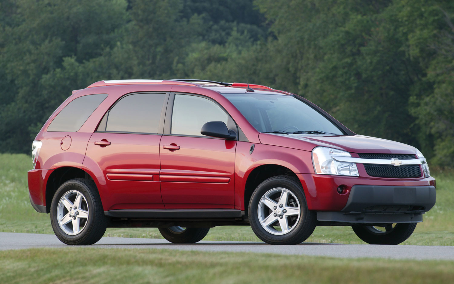 Chevrolet Equinox photo 11