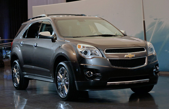 Chevrolet Equinox photo 12
