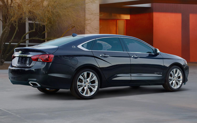 Chevrolet Impala image #13