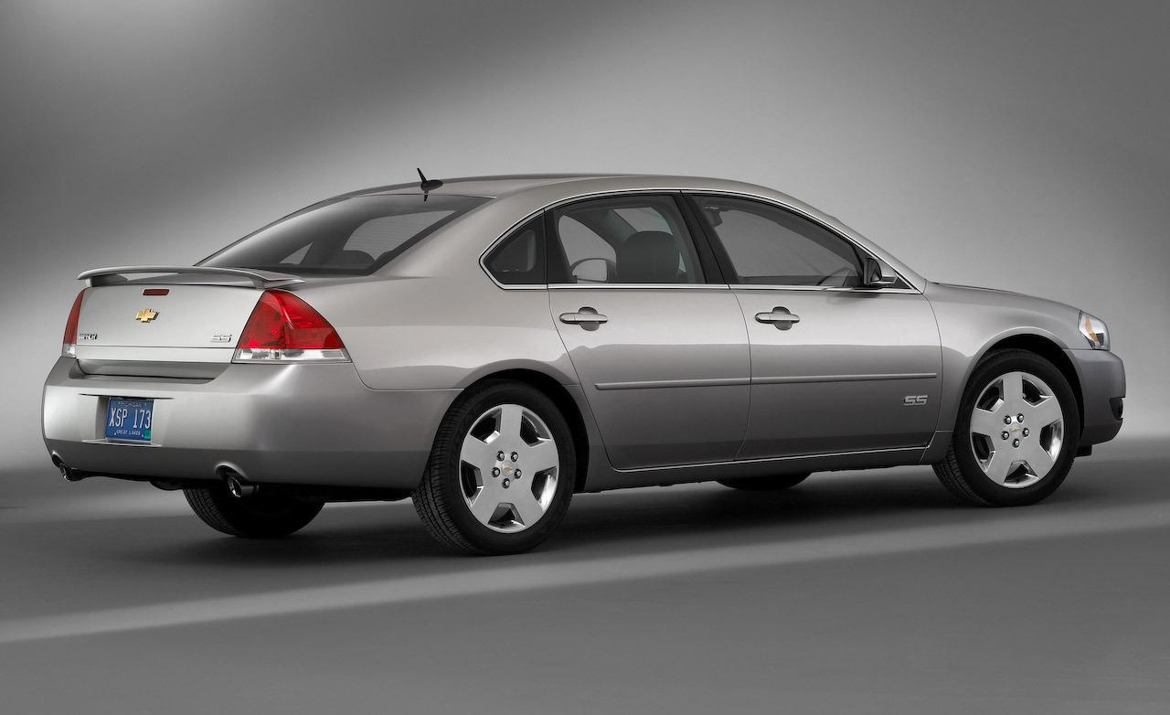 Chevrolet Impala SS photo 07