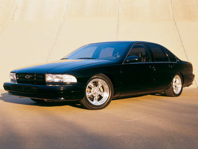 Chevrolet Impala SS photo 11
