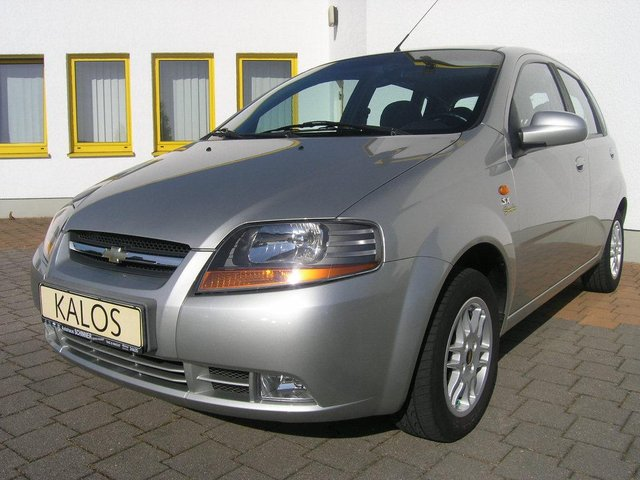 Chevrolet Kalos Sunshine photo 02