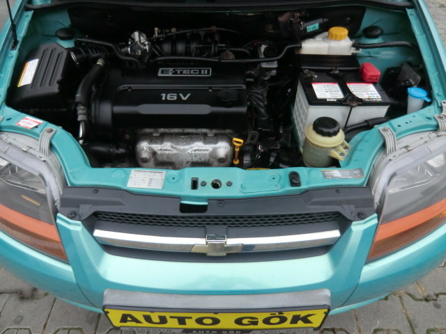 Chevrolet Kalos Sunshine photo 05