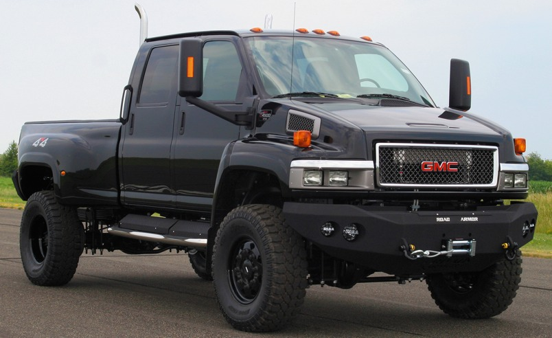 Chevrolet Kodiak photo 03