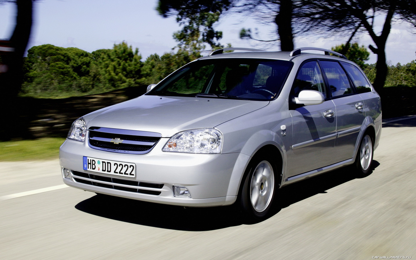 Chevrolet Lacetti photo 13
