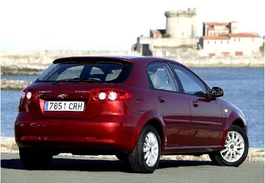Chevrolet Lacetti photo 15