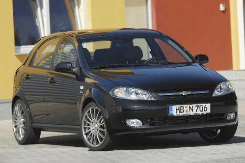 Chevrolet Lacetti Black Edition photo 03