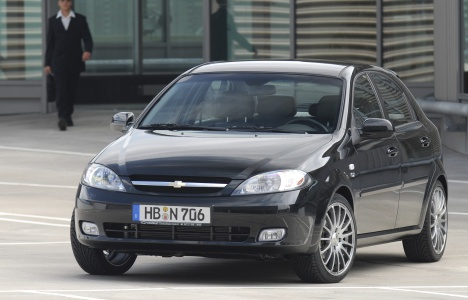 Chevrolet Lacetti Black Edition photo 05