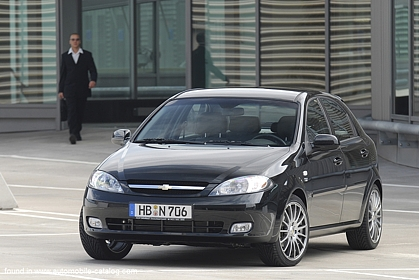 Chevrolet Lacetti Black Edition photo 07