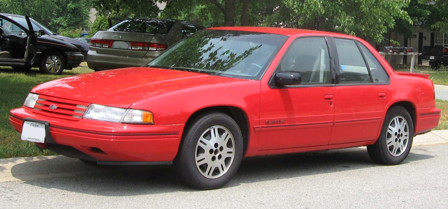 Chevrolet Lumina photo 04