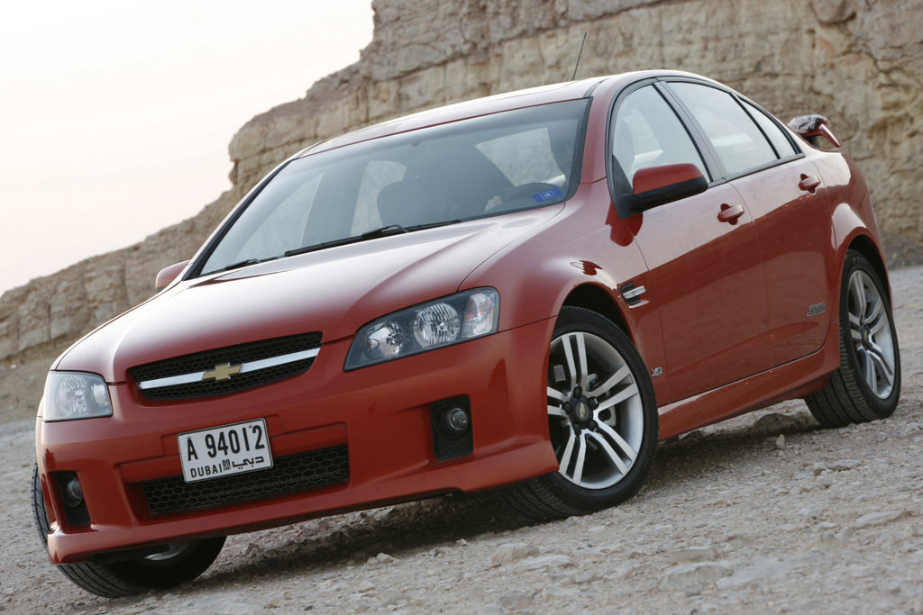 Chevrolet Lumina photo 07