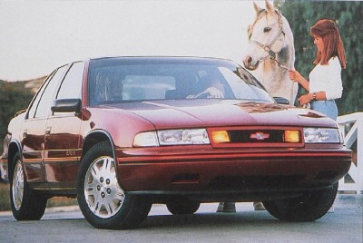 Chevrolet Lumina photo 08