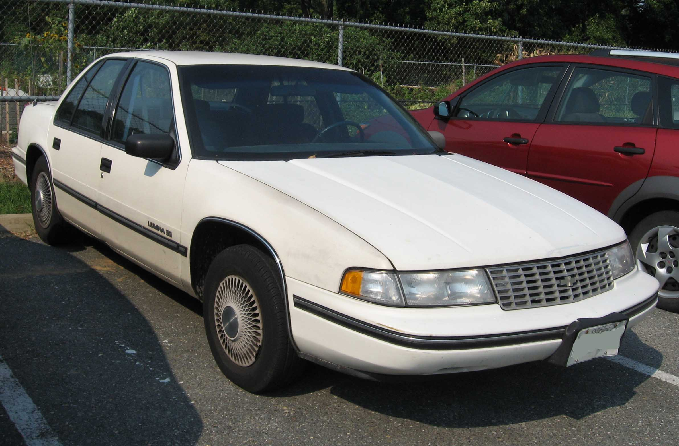 Chevrolet Lumina photo 11