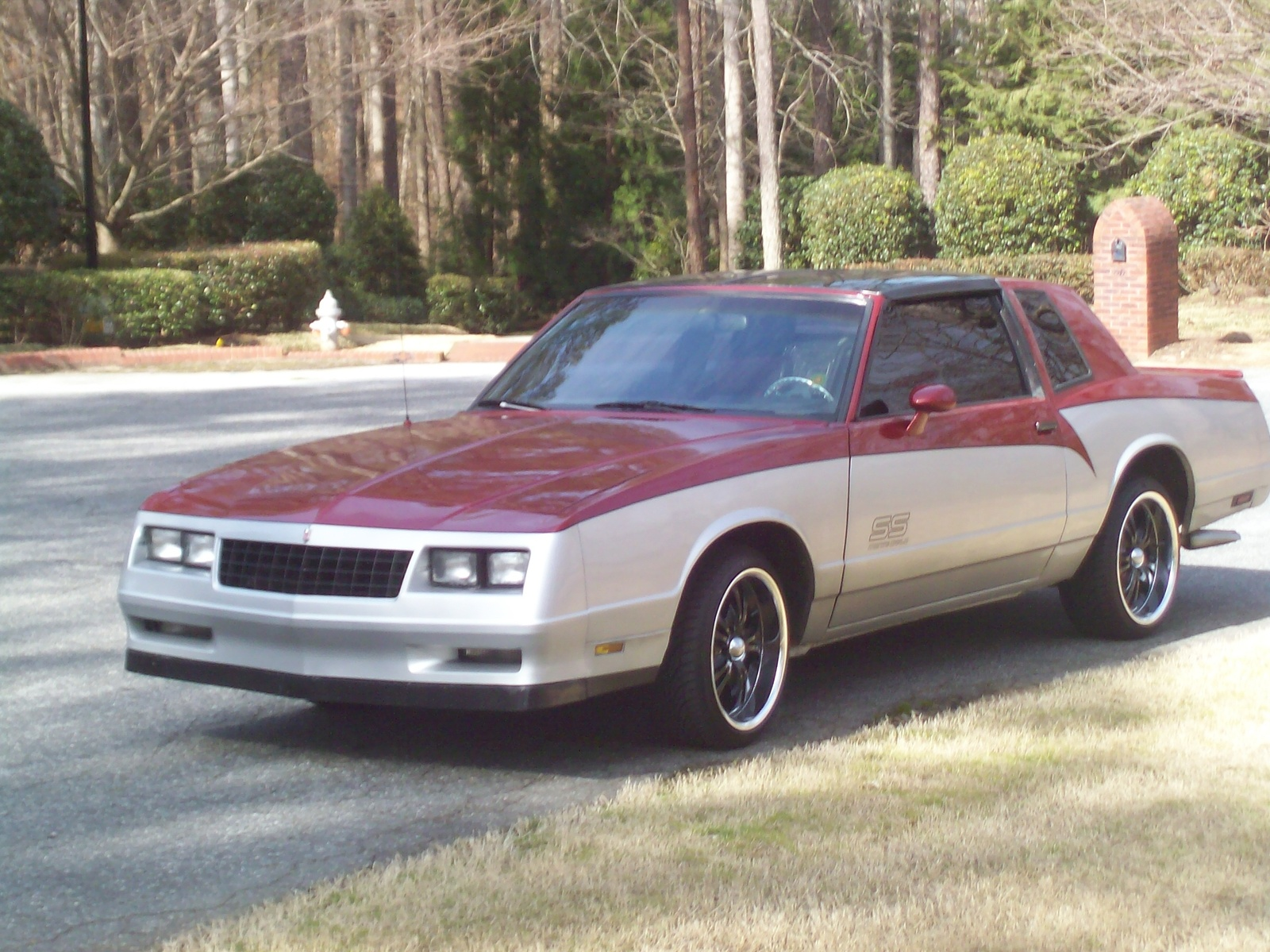 Chevrolet Monte Carlo SS image #5