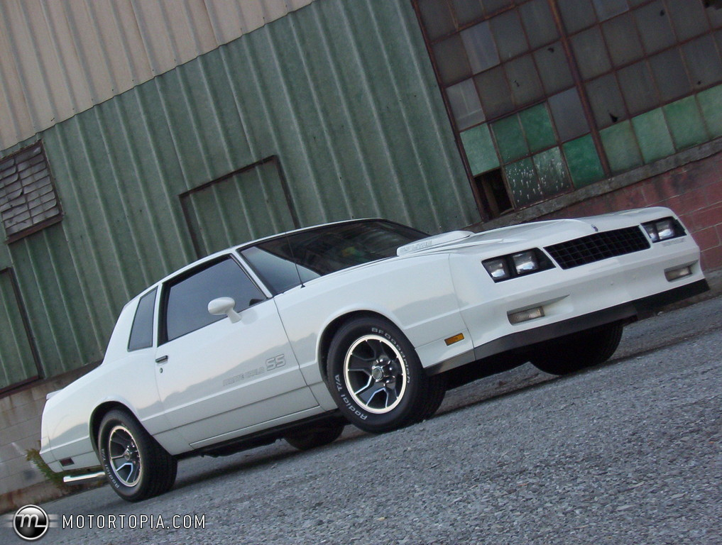 Chevrolet Monte Carlo SS image #7