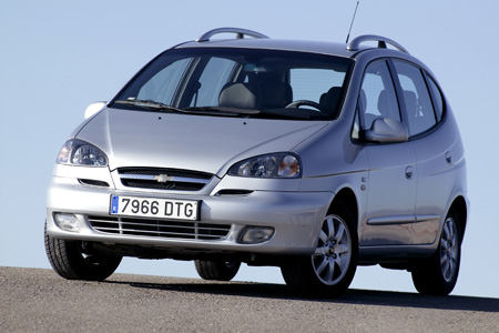 Chevrolet Rezzo photo 03