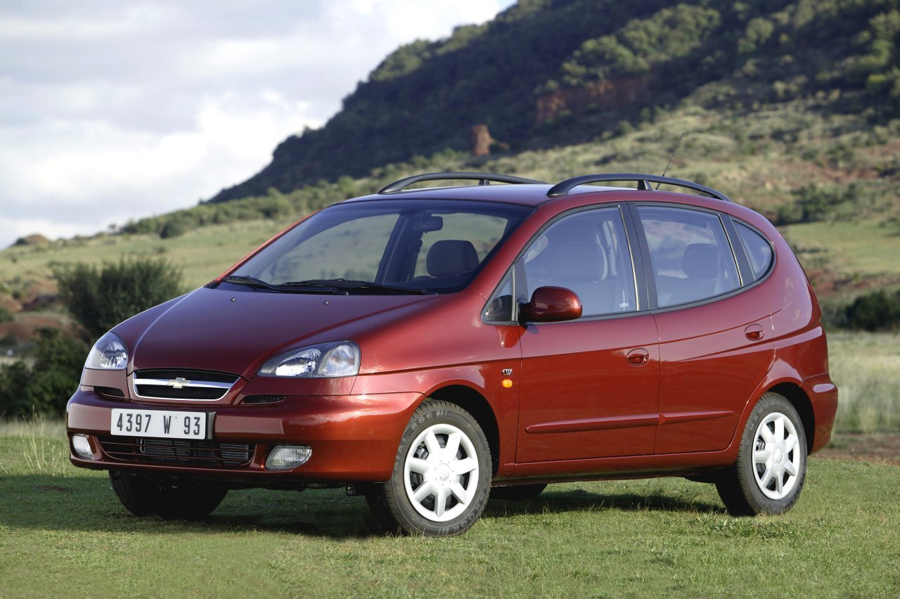 Chevrolet Rezzo photo 04
