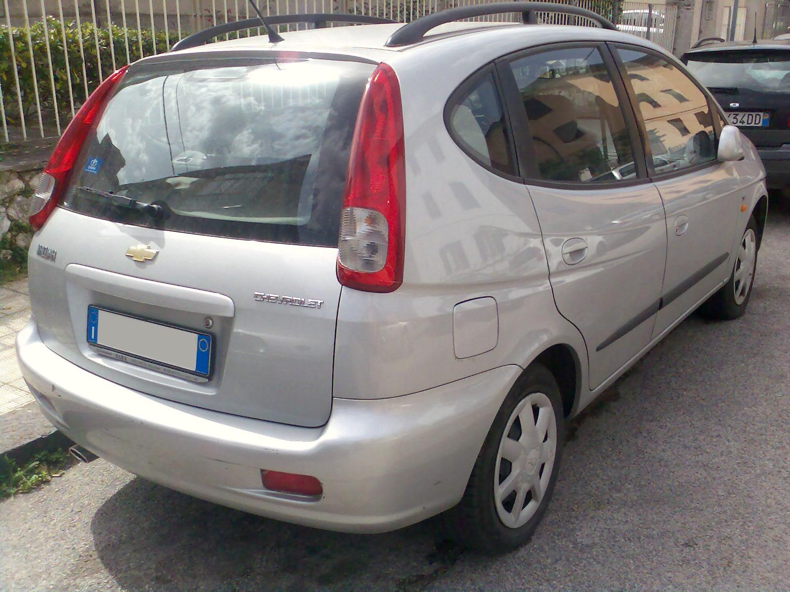 Chevrolet Tacuma photo 02