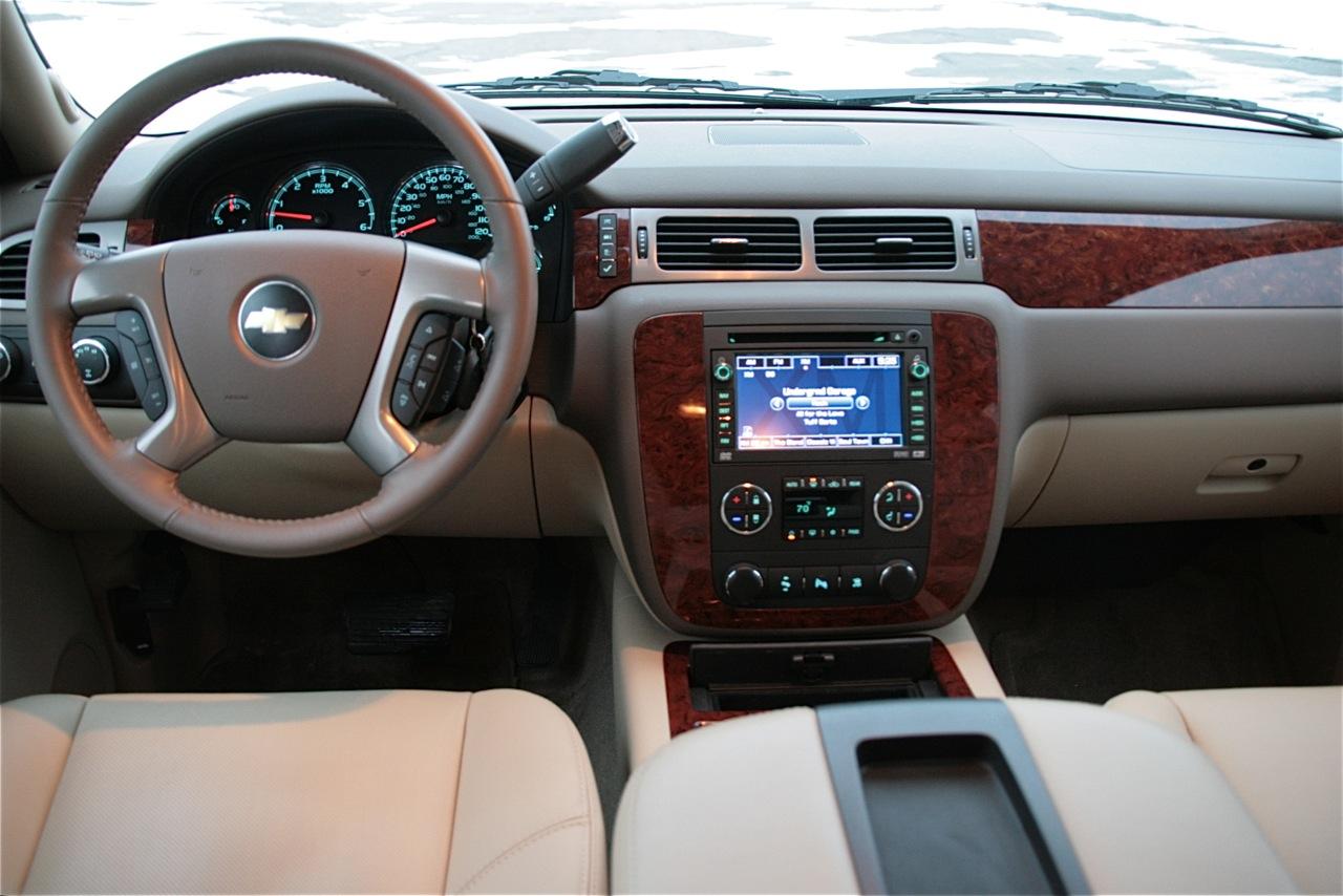 2009 Chevy Tahoe Interior Parts