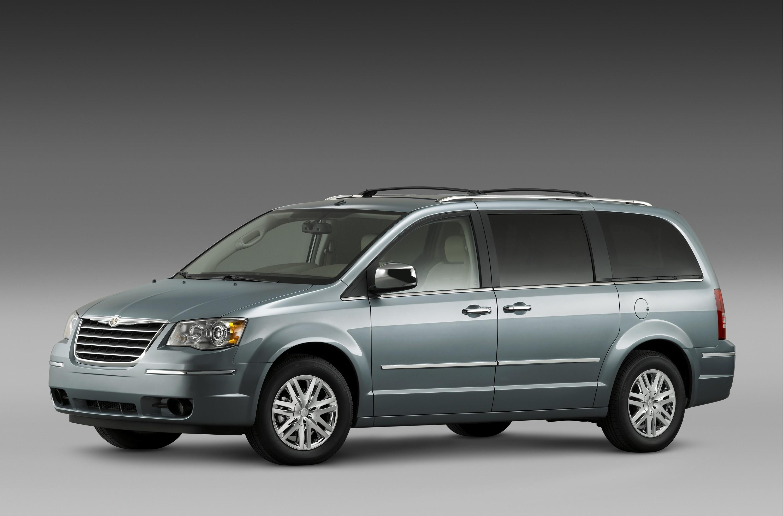 Chrysler Grand Voyager history, photos on Better Parts LTD