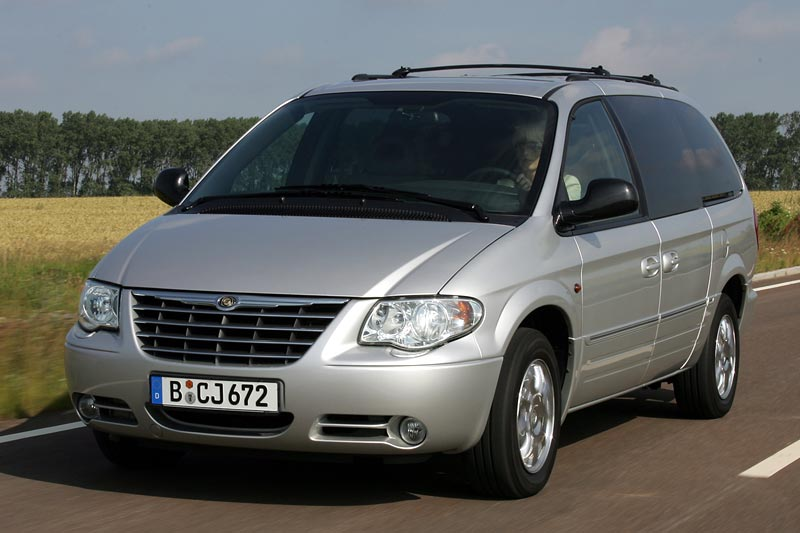 Chrysler Grand Voyager 2.8 CRD photo 03
