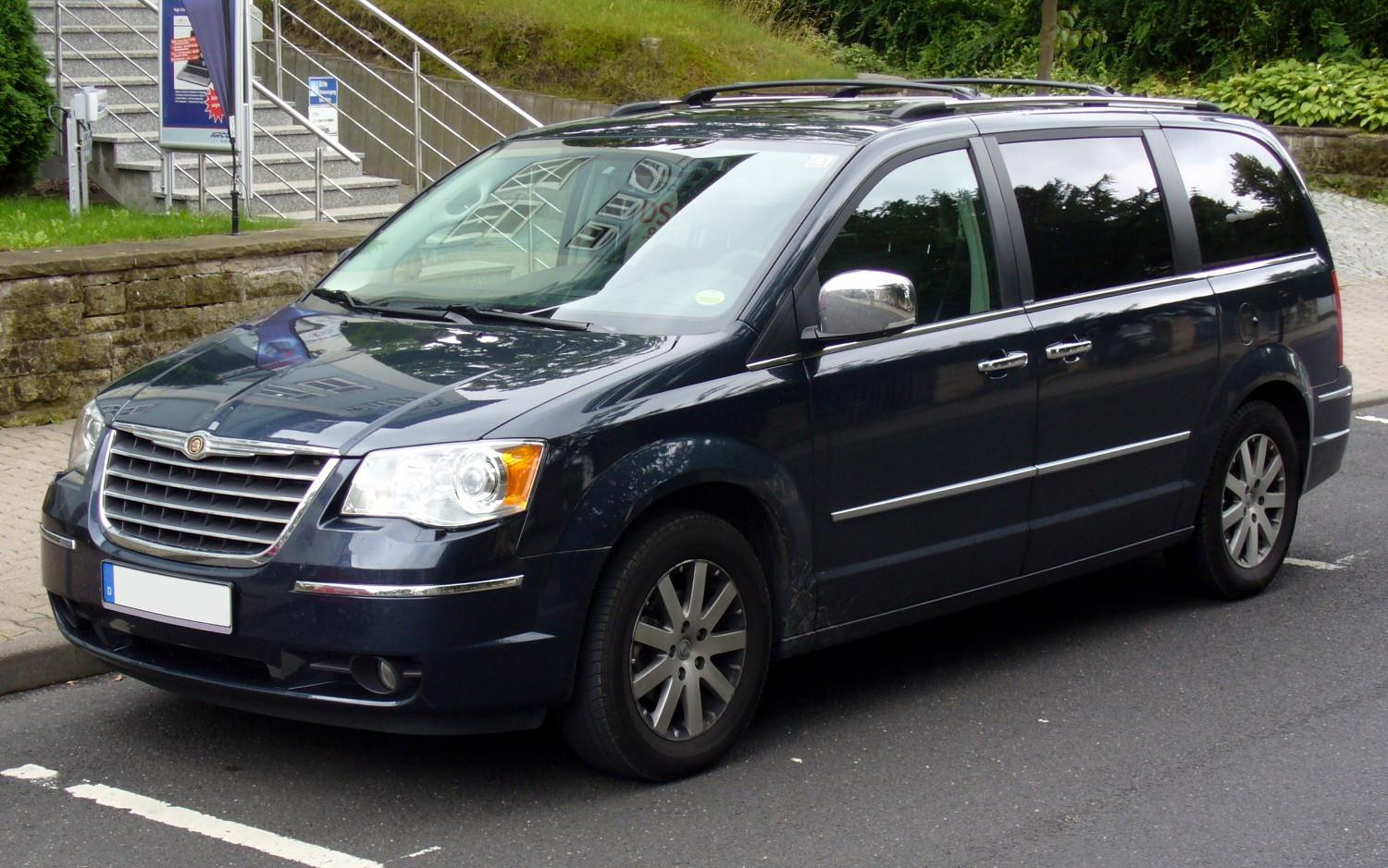 Chrysler Grand Voyager 2.8 CRD photo 06