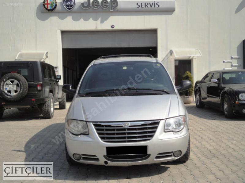 Chrysler Grand Voyager 2.8 CRD photo 09