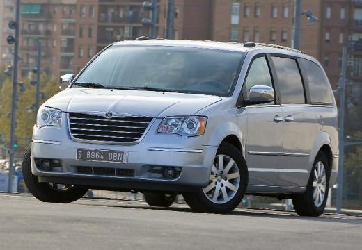 Chrysler Grand Voyager 2.8 CRD photo 10