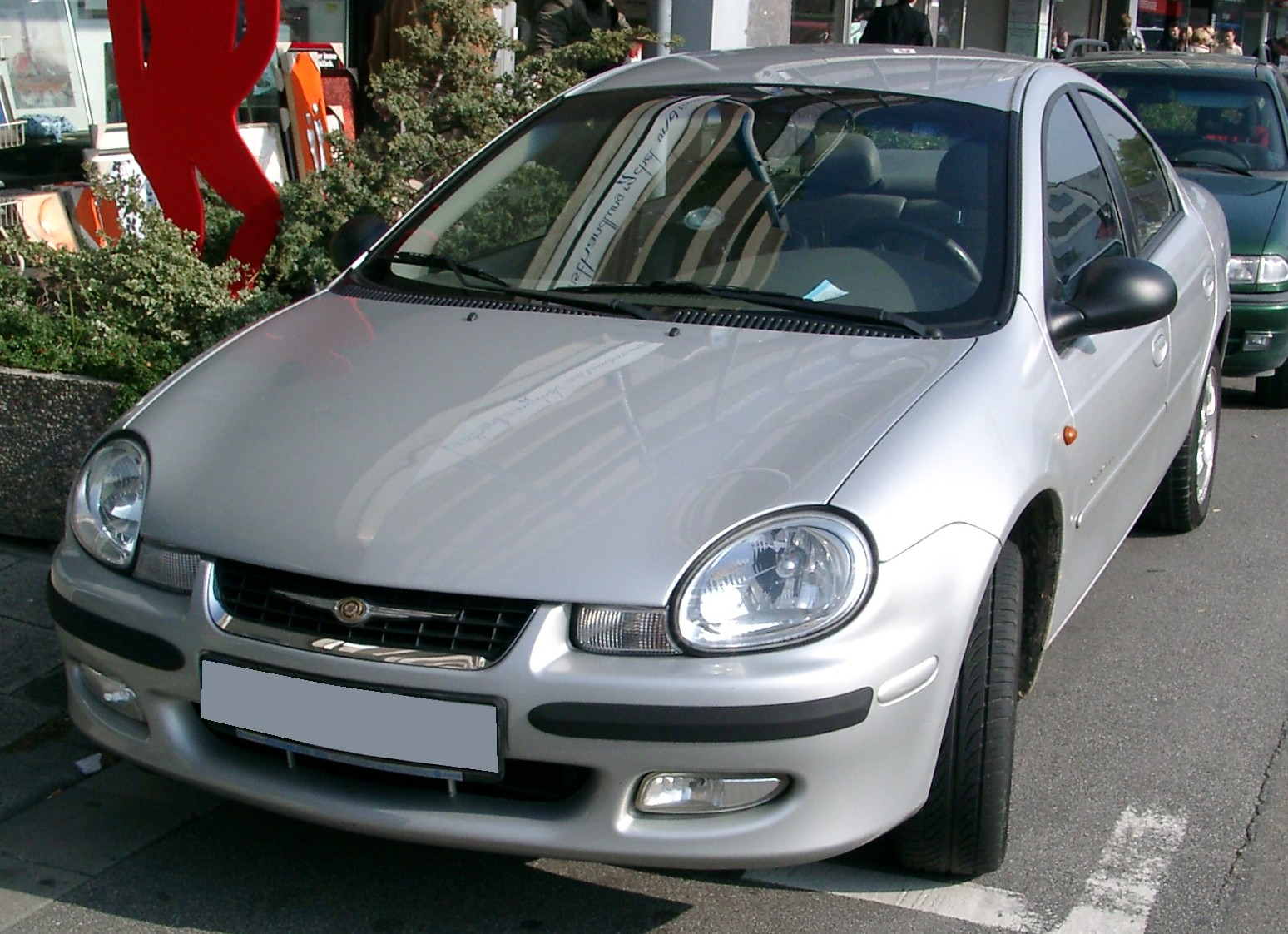 Chrysler Neon photo 08
