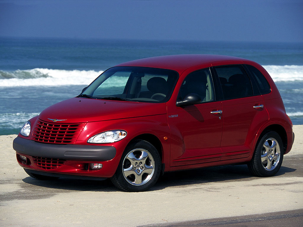 chrysler pt cruiser history photos on better parts ltd. Black Bedroom Furniture Sets. Home Design Ideas