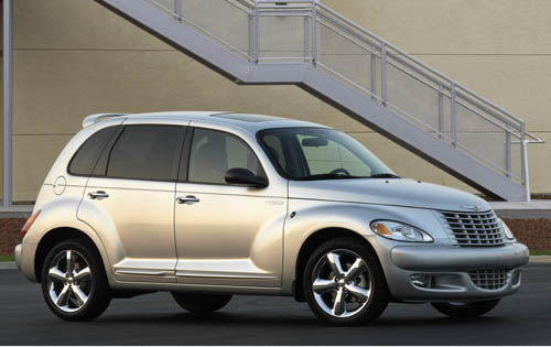 Chrysler PT Cruiser photo 07