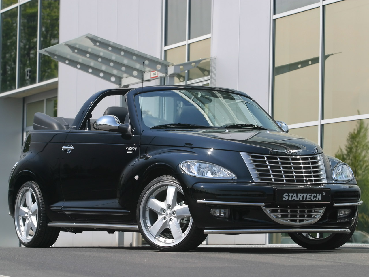 chrysler pt cruiser cabrio photos 6 on better parts ltd. Black Bedroom Furniture Sets. Home Design Ideas