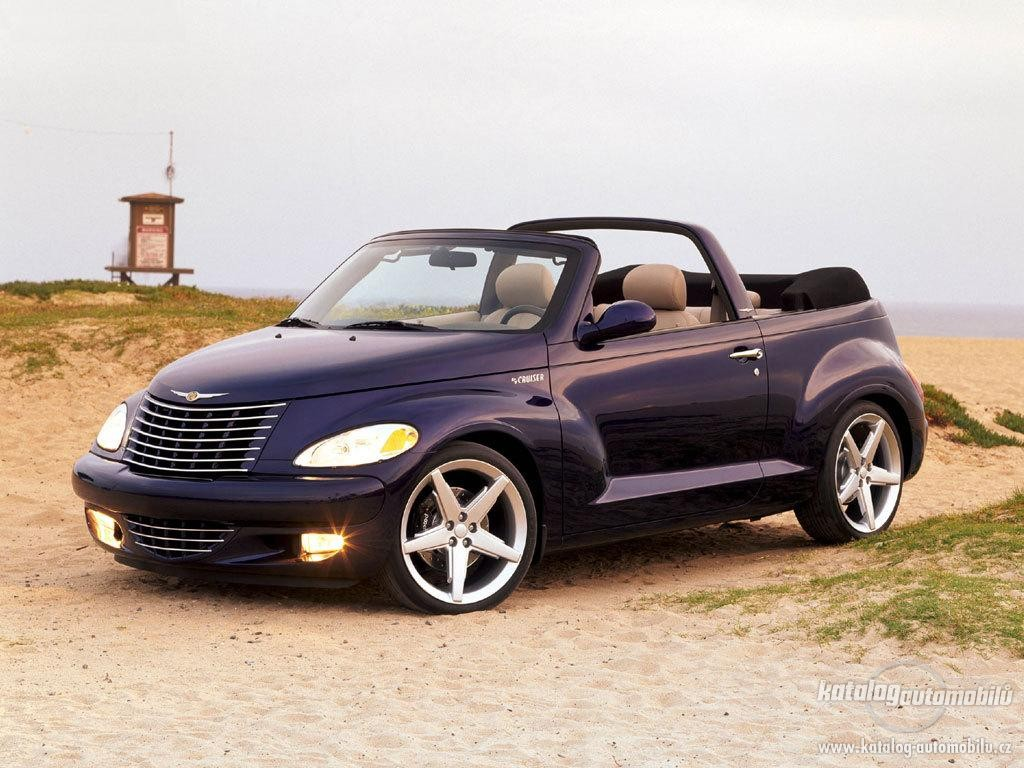 chrysler pt cruiser cabrio image 15. Black Bedroom Furniture Sets. Home Design Ideas