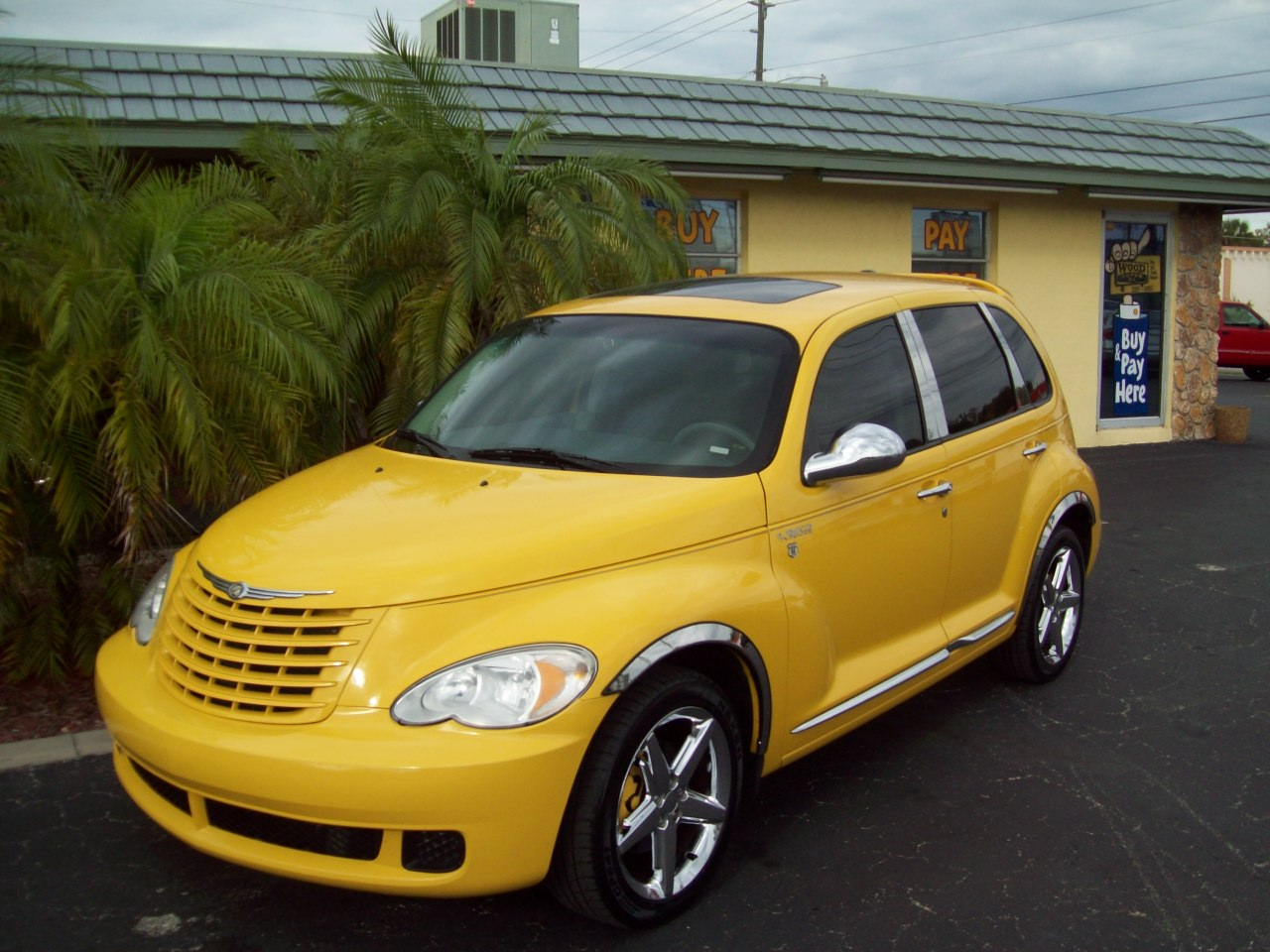 chrysler pt cruiser route 66 technical details history. Black Bedroom Furniture Sets. Home Design Ideas
