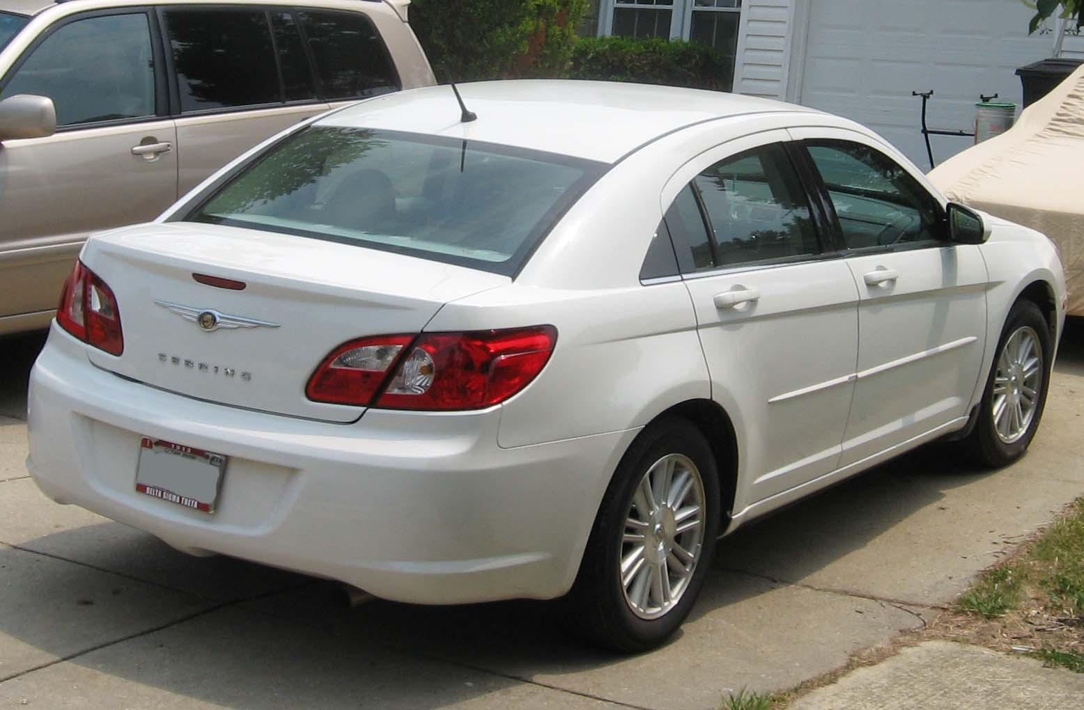 Chrysler Sebring photo 01