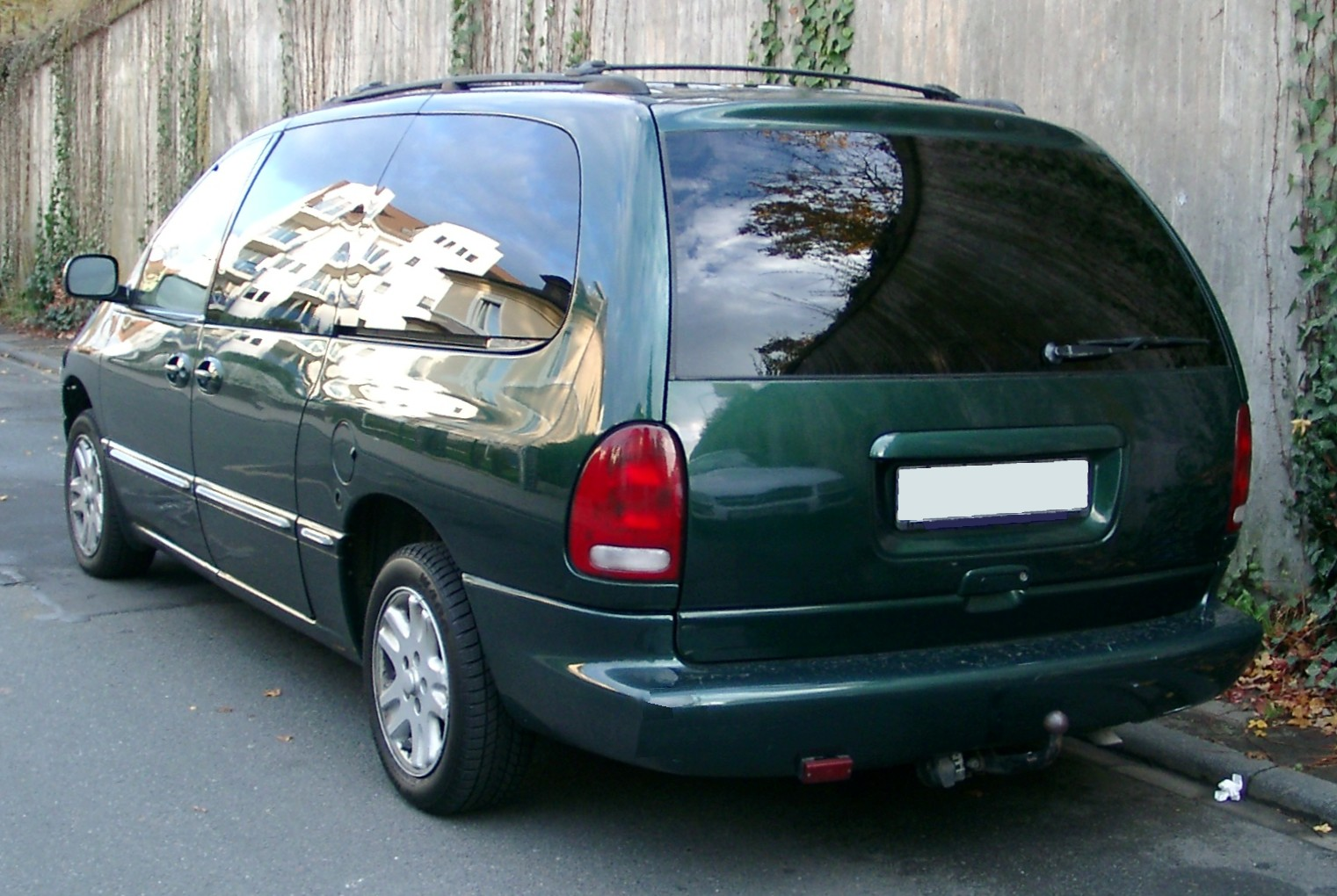 Chrysler Voyager photo 04