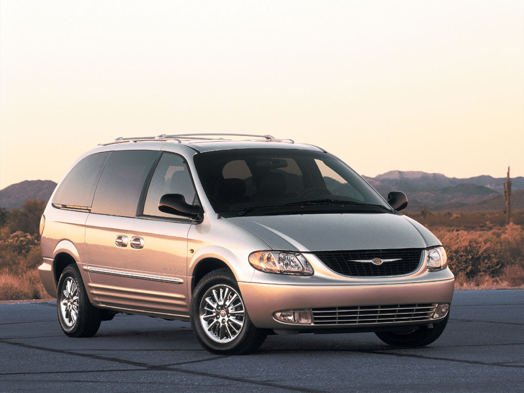 Chrysler Voyager photo 05