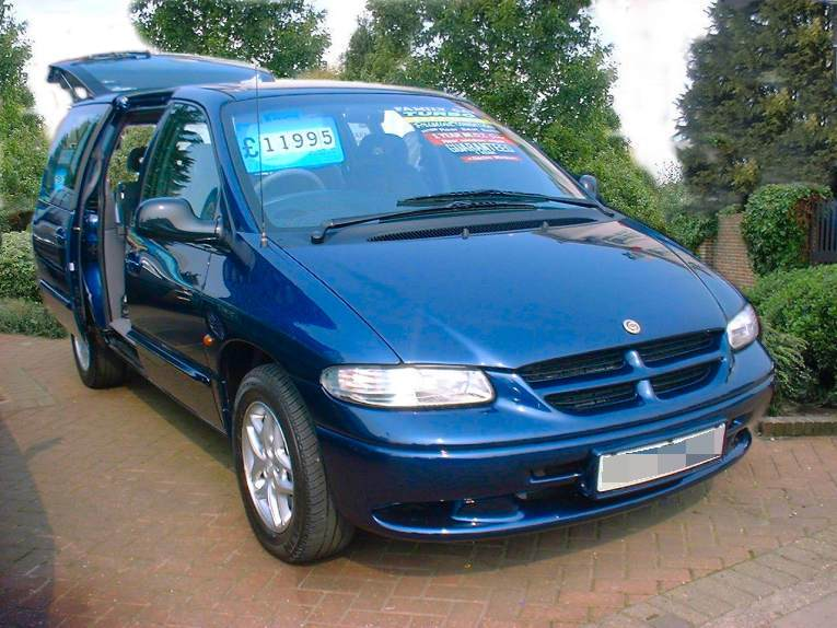 Chrysler Voyager photo 09