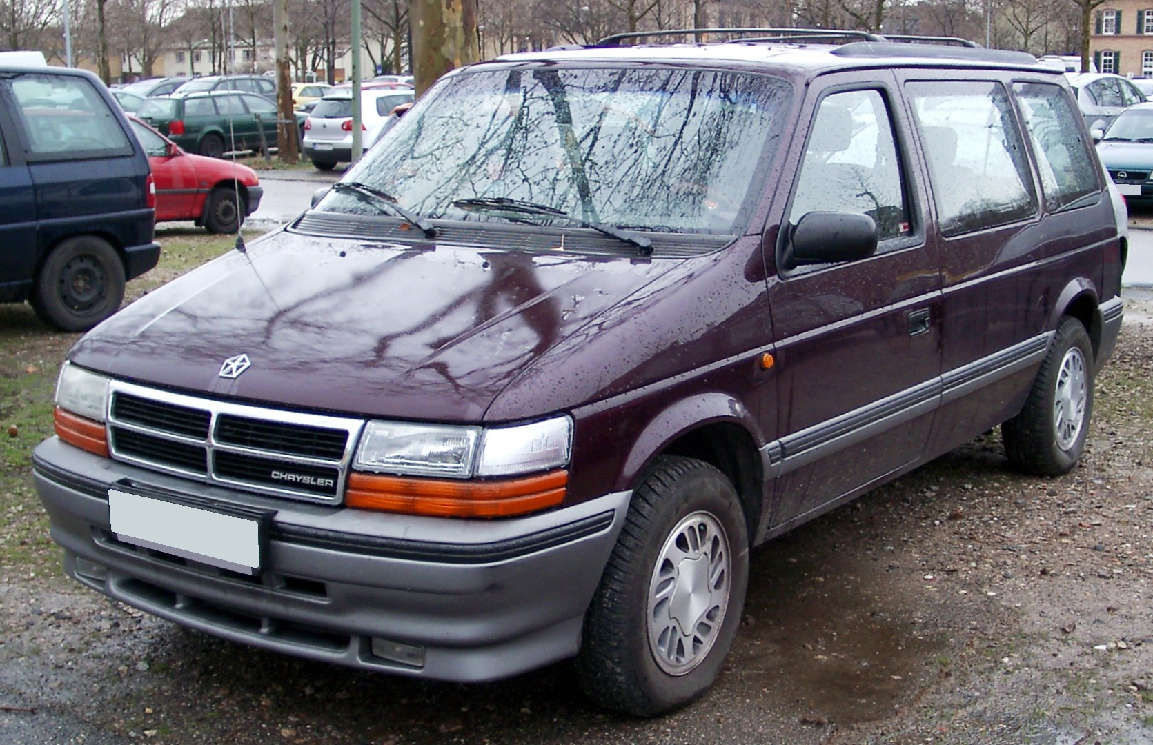 Chrysler Voyager photo 11