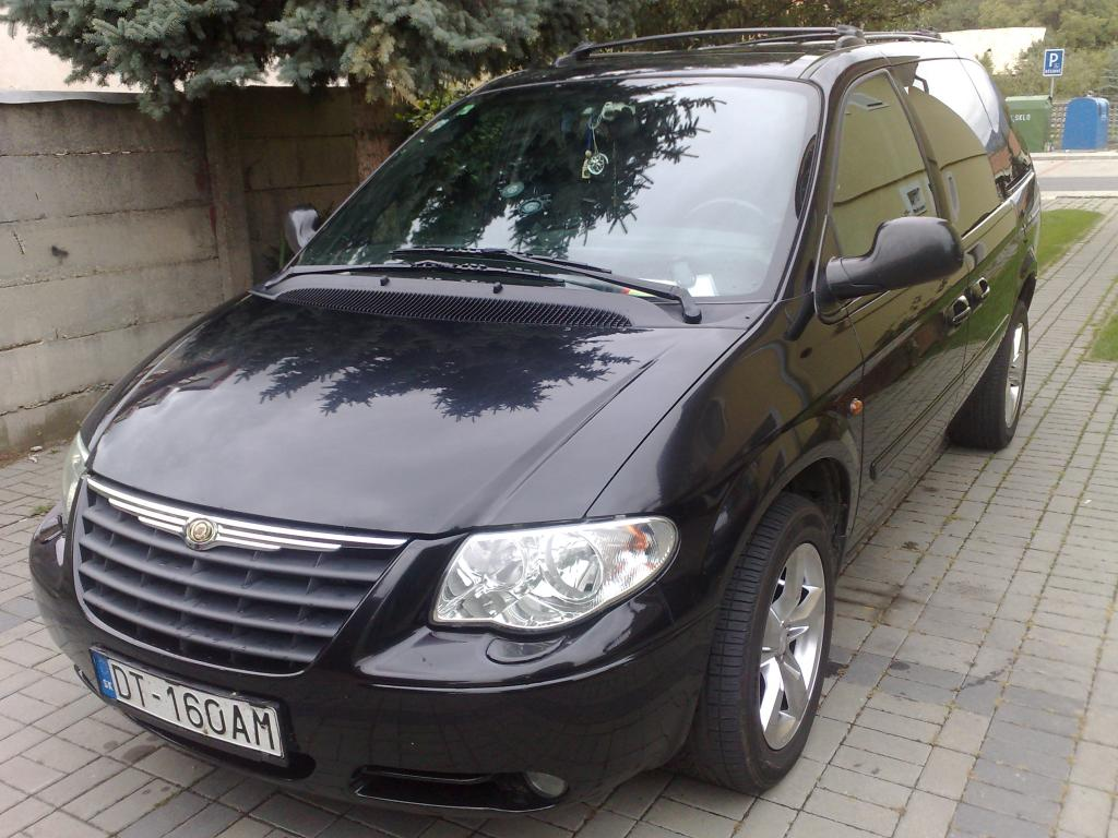 Chrysler Voyager photo 15