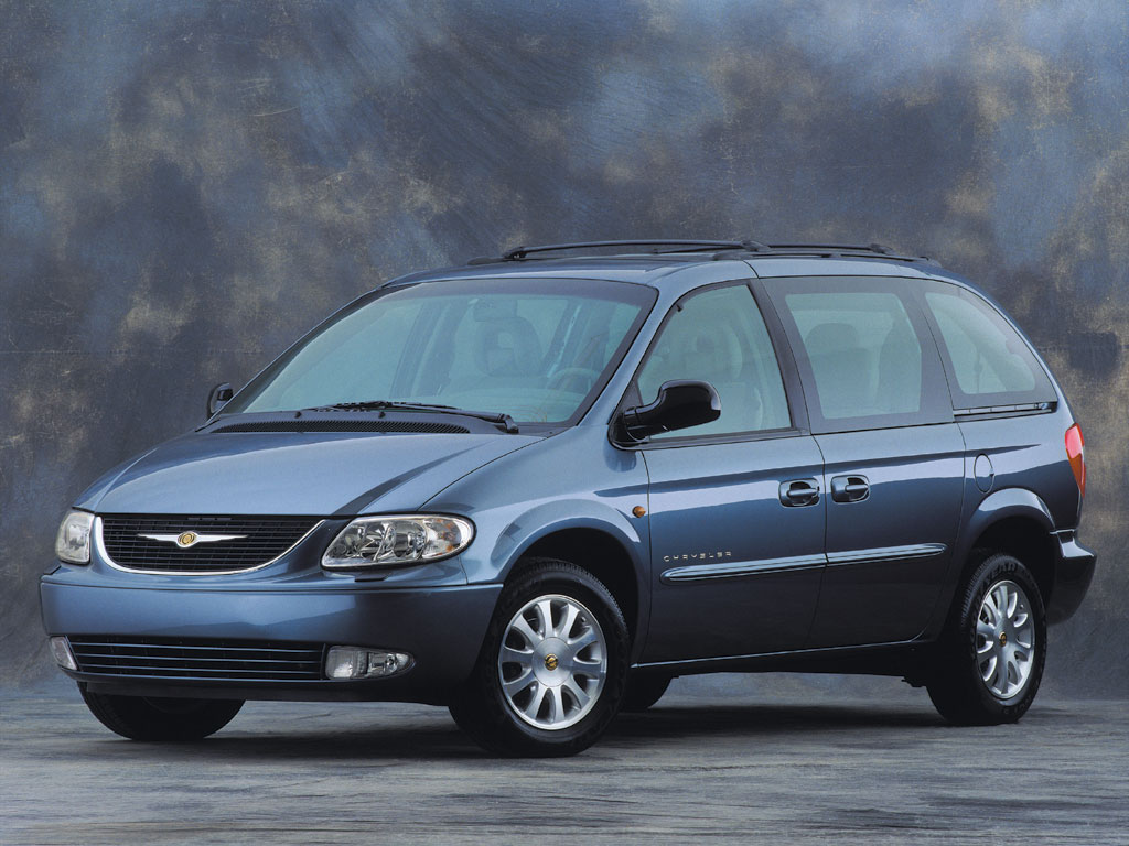 Chrysler Voyager photo 16