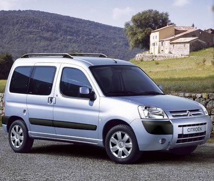 Citroen Berlingo photo 07